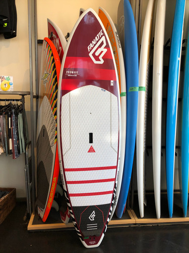 Жёсткая SUP доска FANATIC ProWave HRS 8'4'' 2015. Фото N3