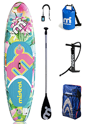 "Надувная SUP доска Mistral Tempo 10′5"" Double Chamber - Super Pack"