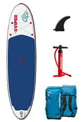 "FANATIC SUP/WIND Viper Air Windsurf 33'5""x11'0"" (355L) (1149) 2018"