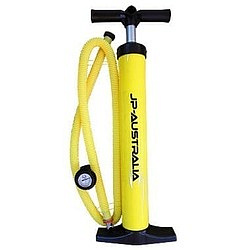 Изображение насос для надувной SUP доски SUP PUMP (YELLOW) с манометром в SUP-SHOP.RU